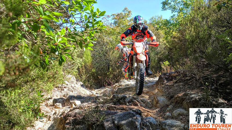 1 Woche Endurofun mit dem Suzuki Team