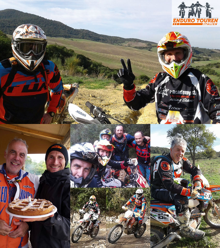 HEART-HARD-ENDURO TOUR 16. – 22. Oktober 2016